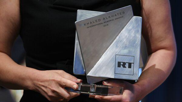 Prix international The Khaled Alkhateb Memorial Awards - Sputnik France