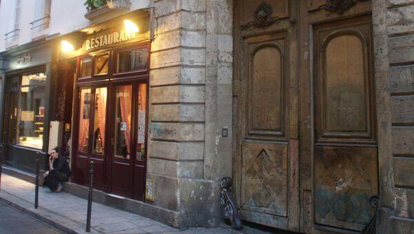 Rue Vieille-du-Temple à Paris (archive photo) - Sputnik France