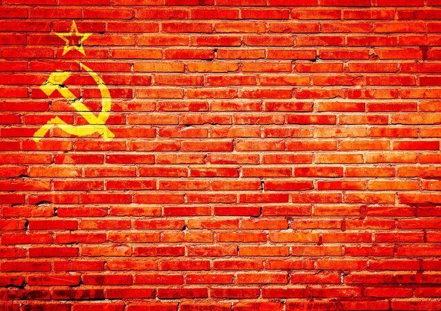 Drapeau de l'URSS