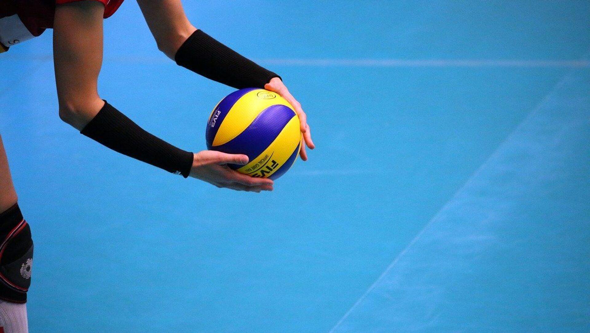 Volley-ball  - Sputnik France, 1920, 24.08.2021