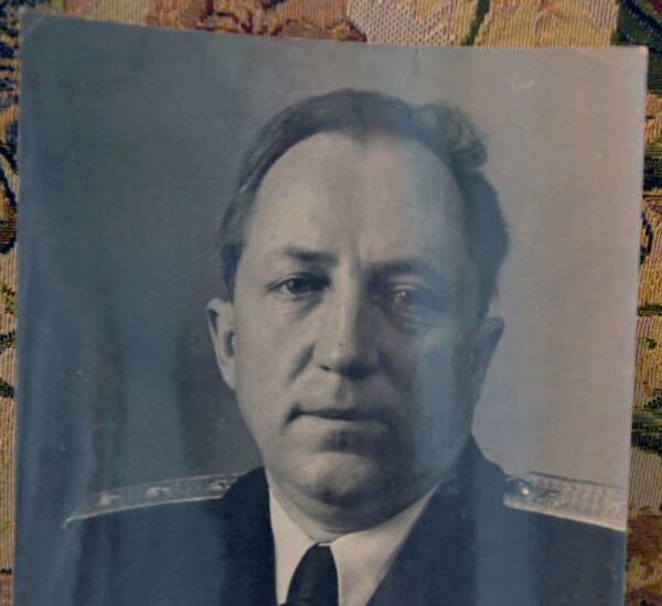 Roman Roudenko, accusateur en chef pour l'Union soviétique pendant le procès de Nuremberg - Sputnik France