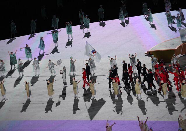 Équipe nationale de Russie aux JO 2020 à Tokyo