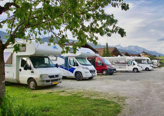 des camping-car