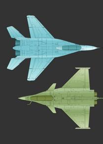 MiG-35 et Rafale: une lutte pour la suprématie dans les airs