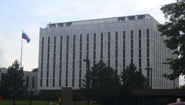 Ambassade de Russie à Washington (archive photo) - Sputnik France