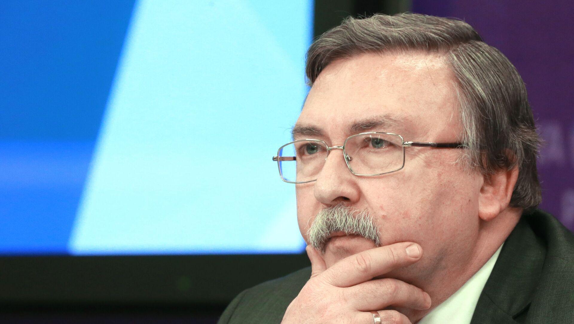 Ambassadeur russe Mikhaïl Oulianov - Sputnik France, 1920, 03.08.2021