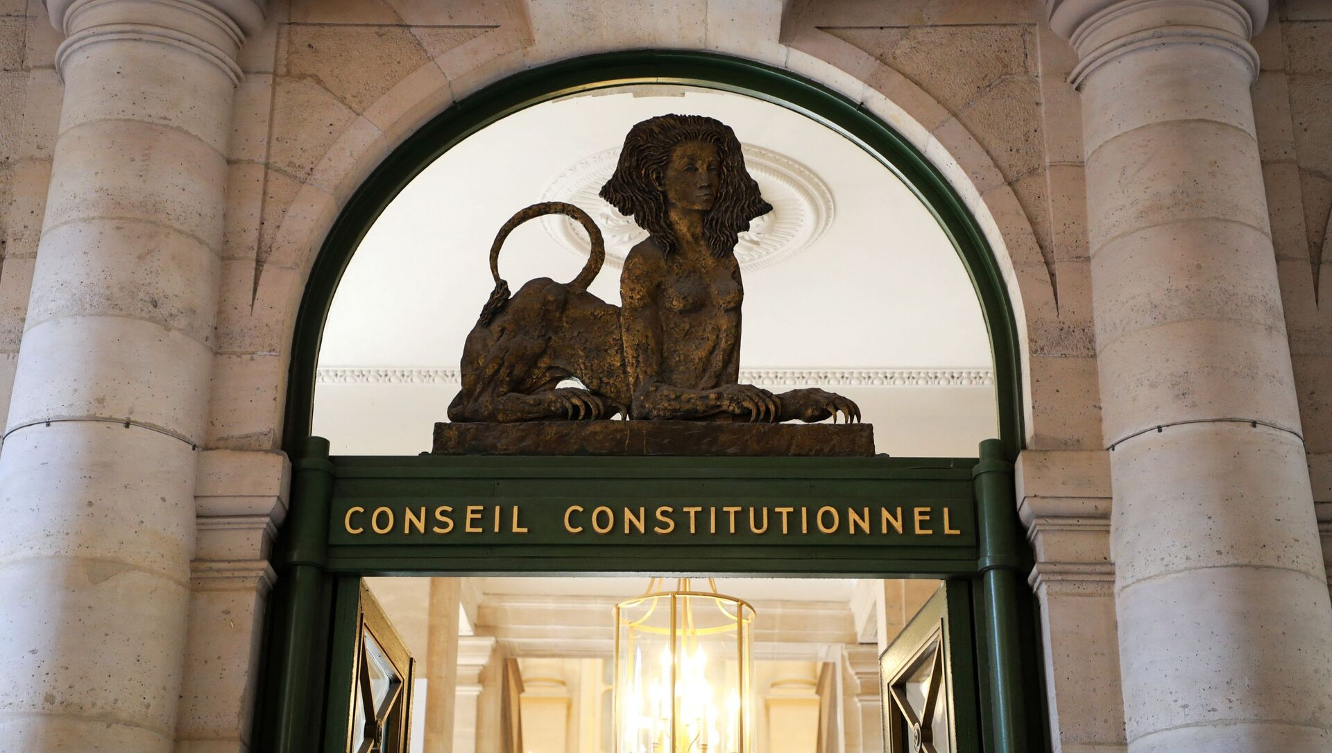 Conseil constitutionnel - Sputnik France, 1920, 05.08.2021