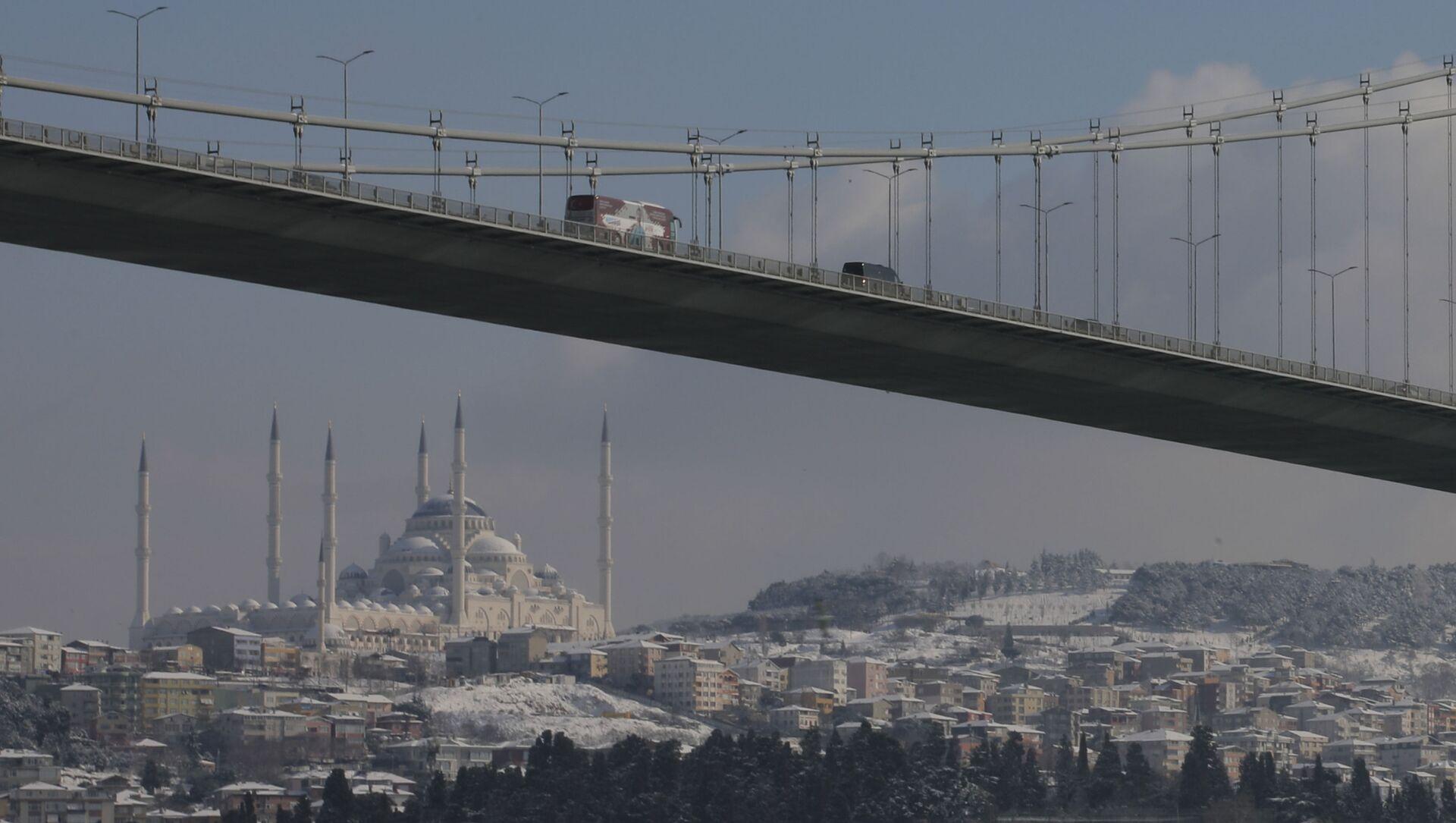 Istanbul (archive photo) - Sputnik France, 1920, 07.08.2021