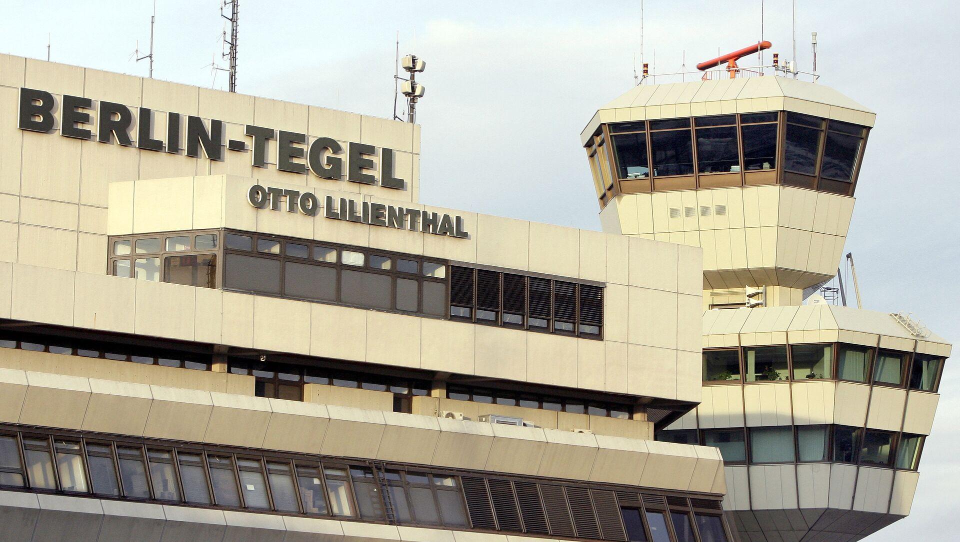 L'aéroport de Tegel (archives) - Sputnik France, 1920, 08.08.2021