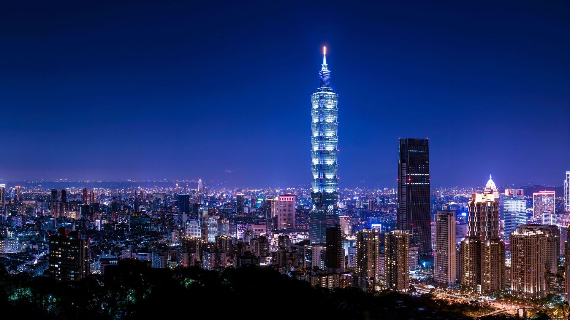 Taipei, Taïwan - Sputnik France, 1920, 10.08.2021
