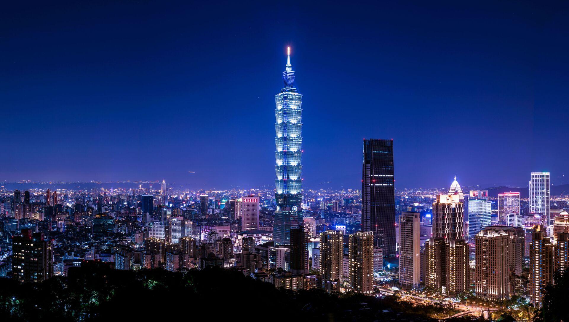 Taipei, Taïwan - Sputnik France, 1920, 25.08.2021