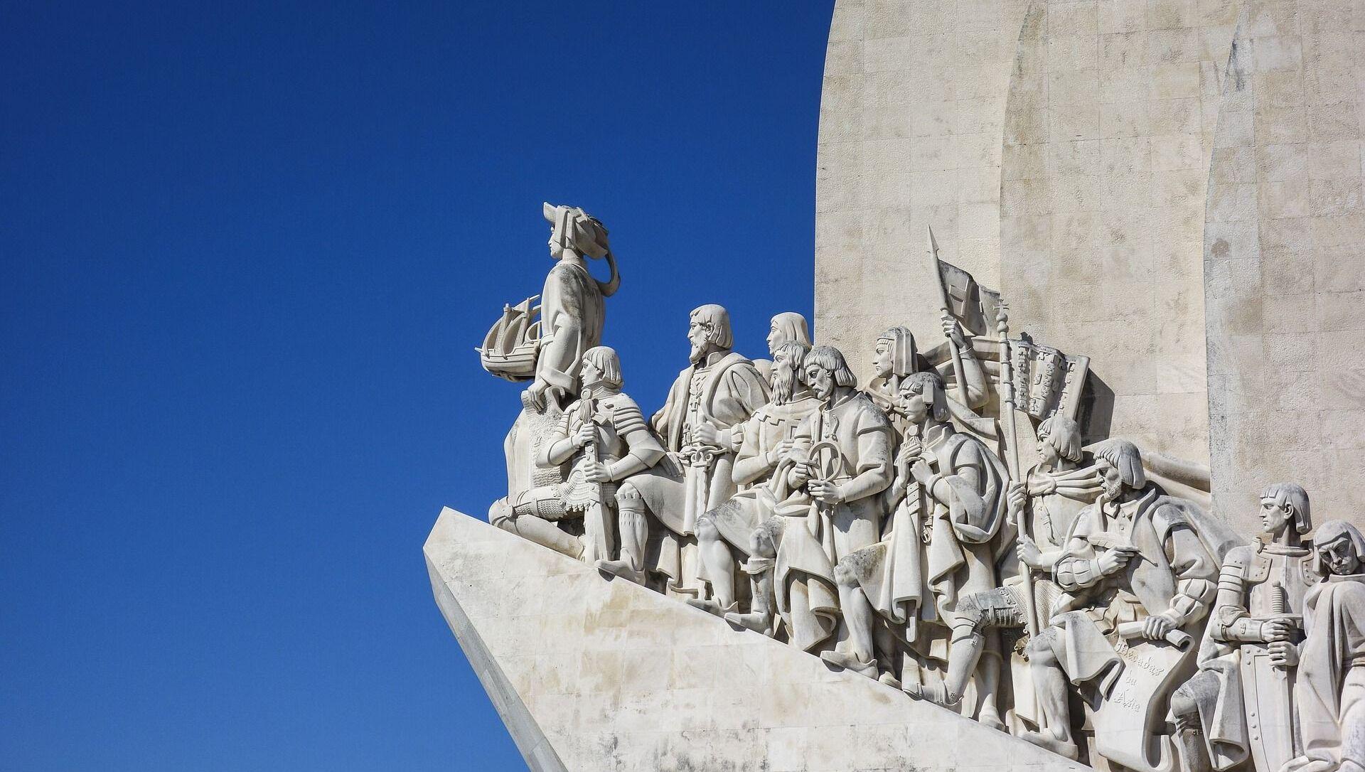 Le monument des Découvertes à Lisbonne - Sputnik France, 1920, 11.08.2021