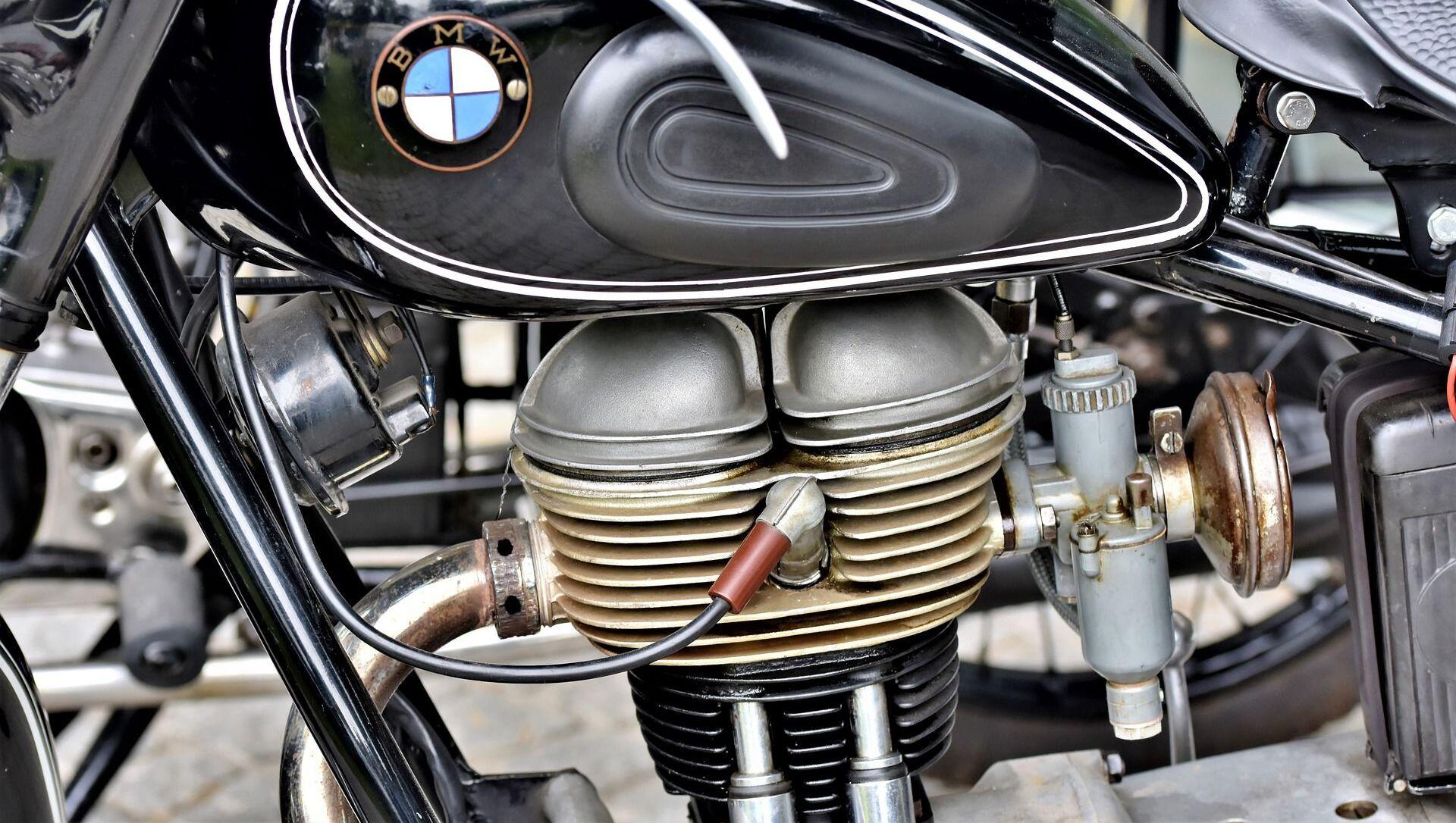 Moteur. Moto. Deux roues. Image d'illustration - Sputnik France, 1920, 13.08.2021