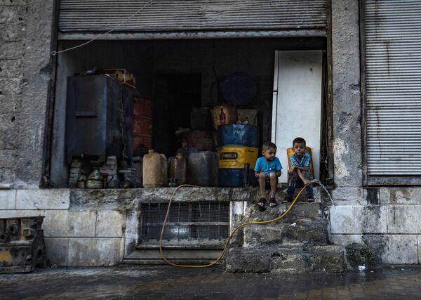 Au cours des combats à Raqqa, entre 1.300 et 1.800 civils ont été tués. Environ 270.000 habitants ont été forcés de quitter la ville. - Sputnik France