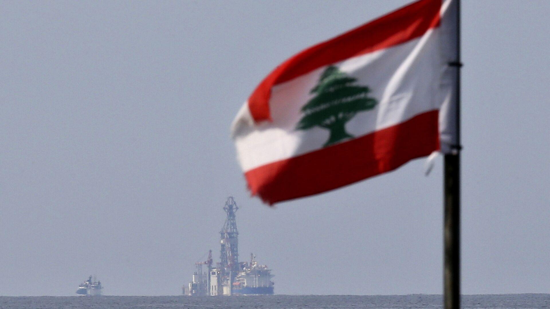 Liban - Sputnik France, 1920, 15.08.2021