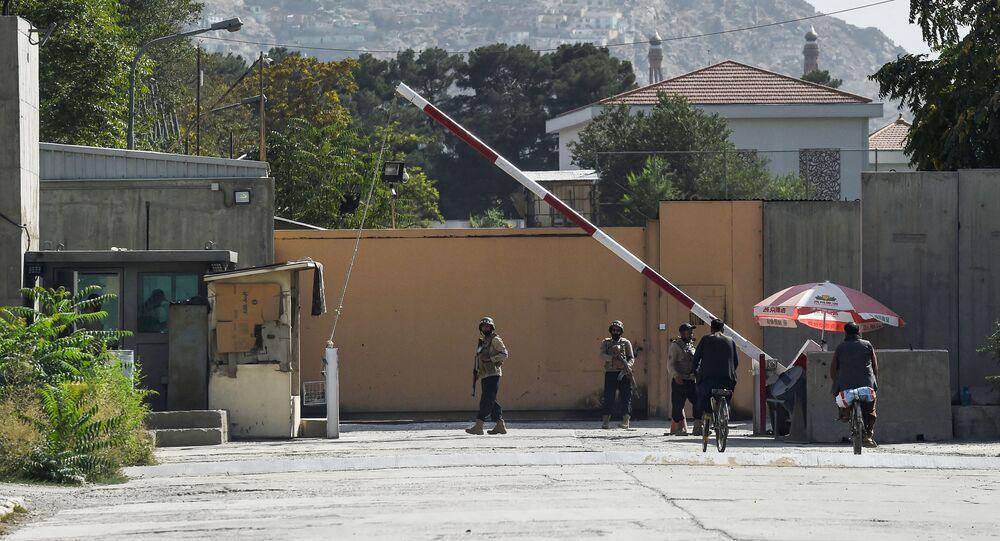La Zone verte de Kaboul (archive photo)