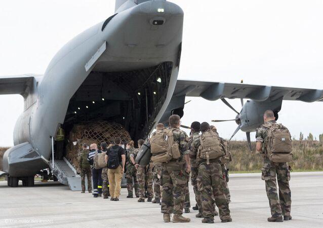 Les forces françaises quittent l'Afghanistan, le 16 août 2021