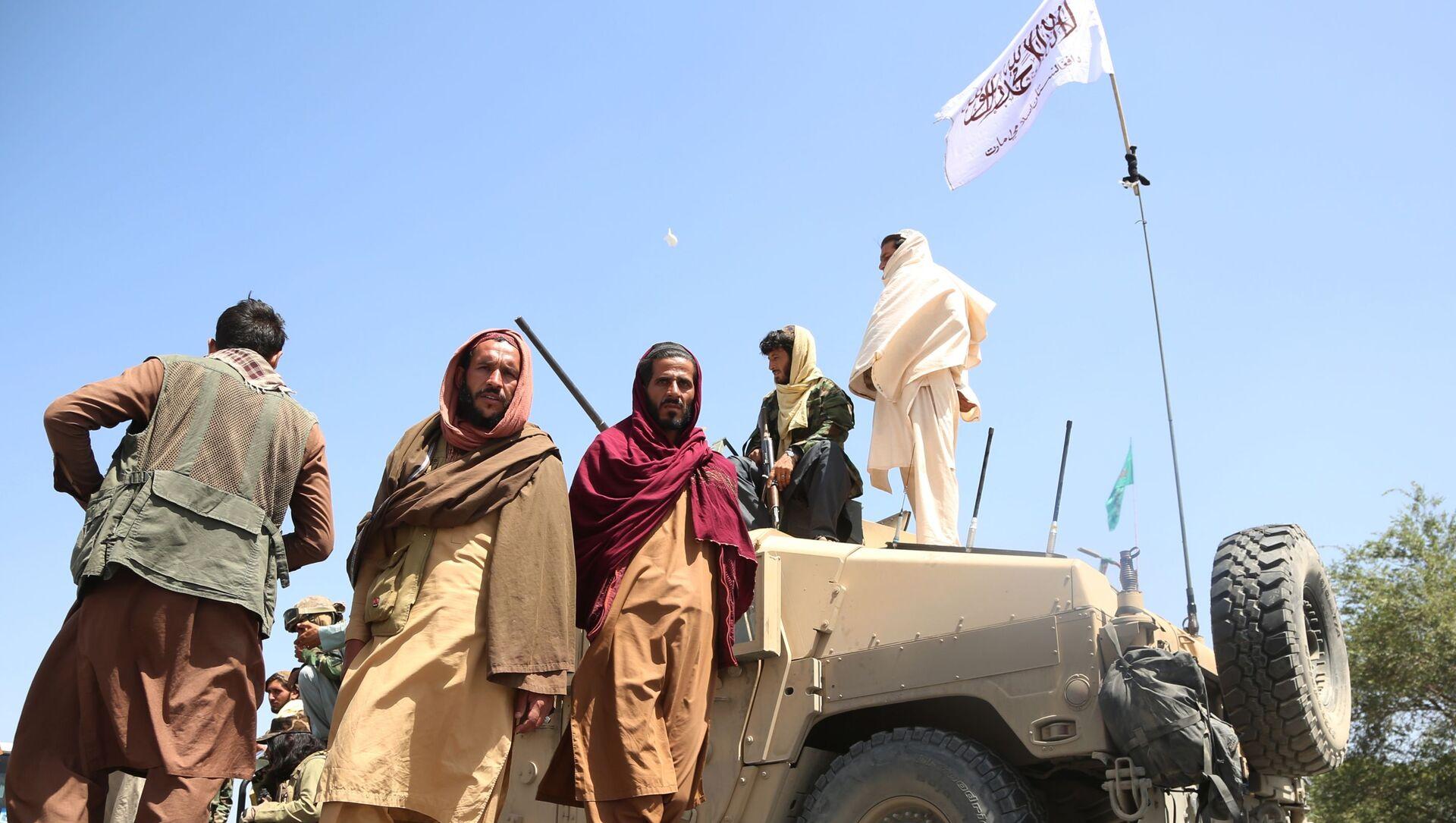 Situation en Afghanistan après le retour des talibans au pouvoir, août 2021 - Sputnik France, 1920, 07.09.2021