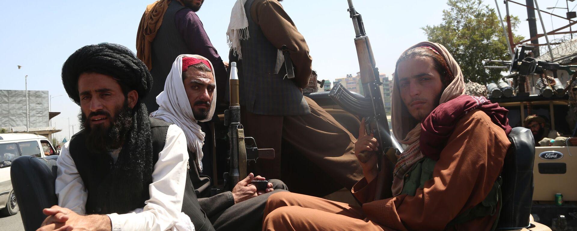 Situation en Afghanistan après la reprise du pouvoir par les talibans* - Sputnik France, 1920, 17.08.2021
