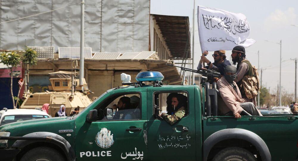 Situation en Afghanistan après l'arrivée au pouvoir des talibans (organisation terroriste interdite en Russie)