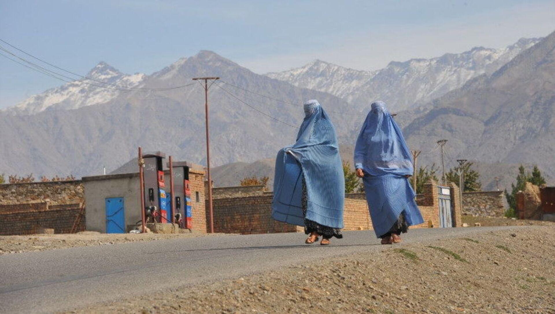 Femmes en Afghanistan - Sputnik France, 1920, 17.08.2021