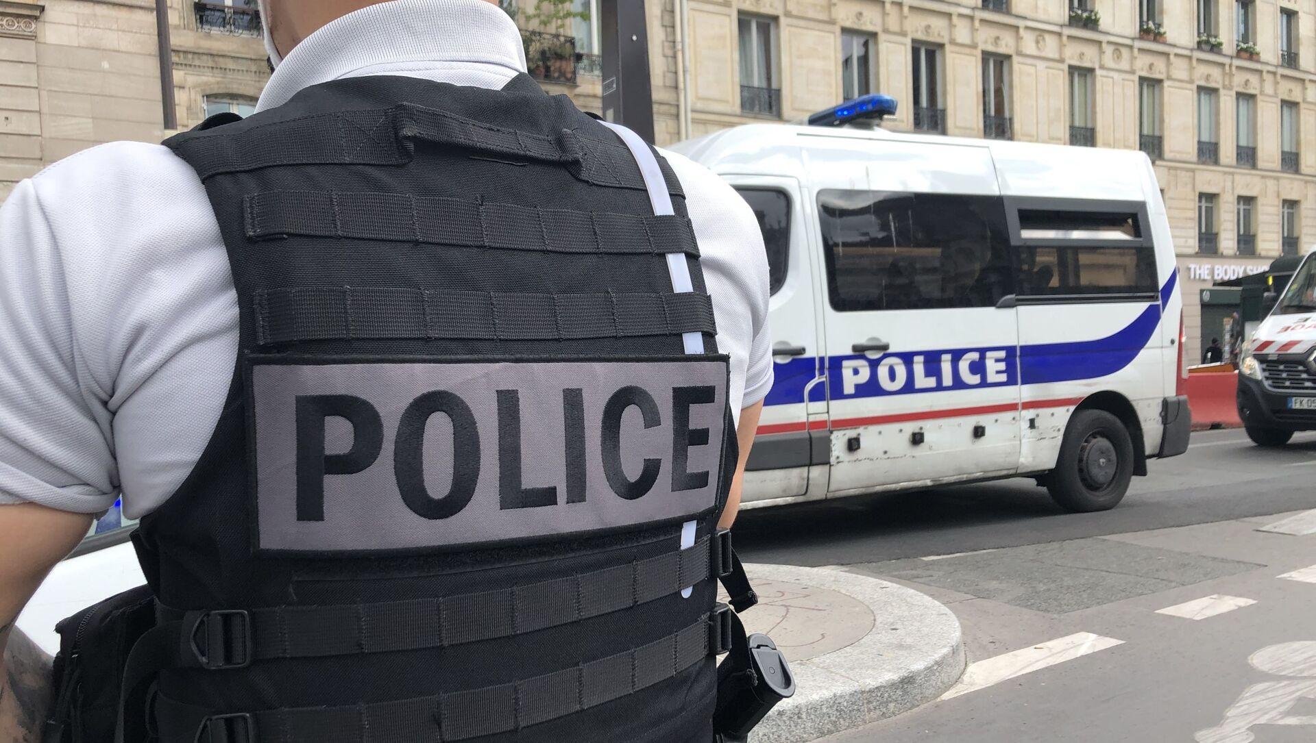 Police nationale - Sputnik France, 1920, 17.08.2021