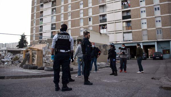 Police à Marseille - Sputnik France