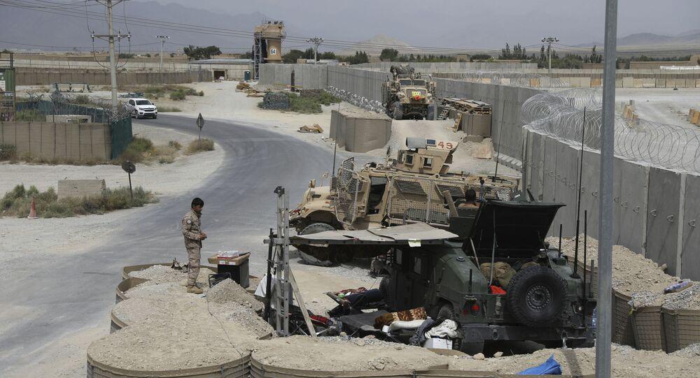 La base aérienne de Bagram