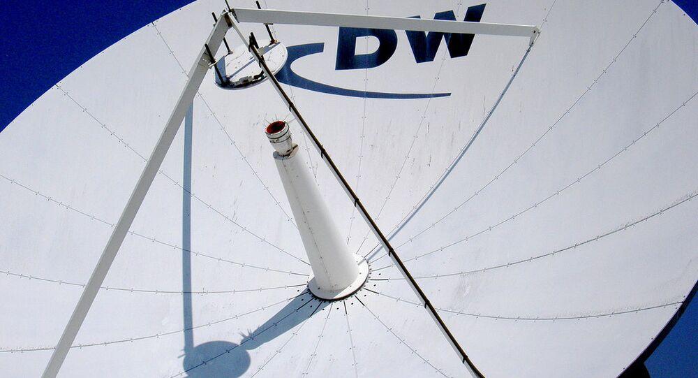 Deutsche Welle Satellite