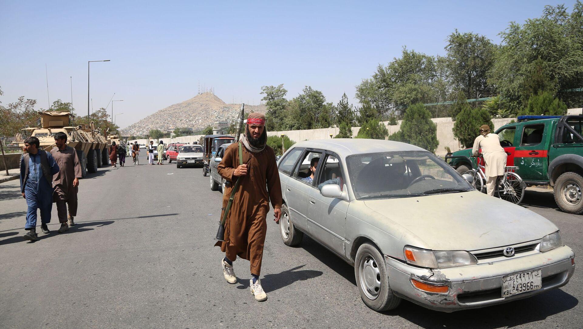 Situation en Afghanistan après le retour des talibans* au pouvoir, août 2021 - Sputnik France, 1920, 26.08.2021
