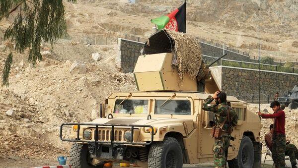 Des militaires en Afghanistan (photo d'archives) - Sputnik France
