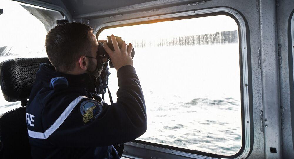 gendarme maritime de Boulogne-sur-Mer