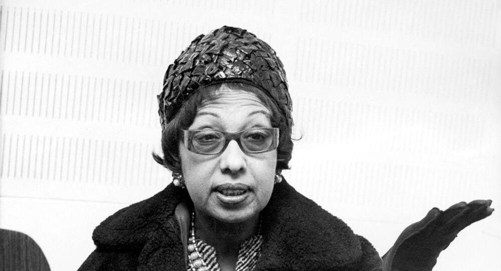 Josephine Baker en 1961
