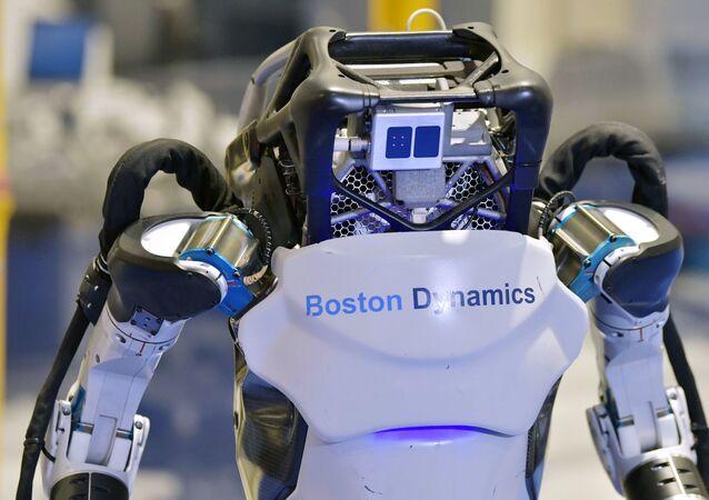 Atlas, le robot