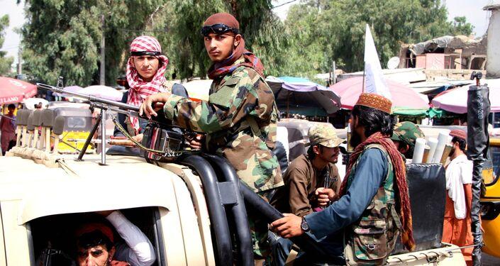 Les talibans (organisation terroriste interdite en Russie) ont pris le contrôle de la ville de Mehtarlam.