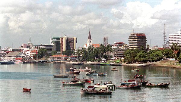 Dar es-Salam, Tanzanie - Sputnik France