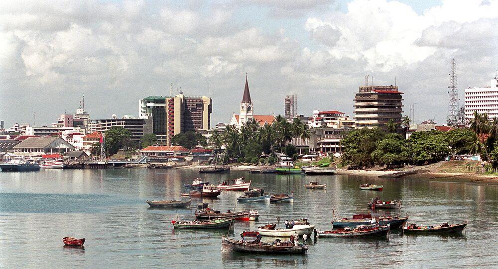 Dar es-Salam, Tanzanie