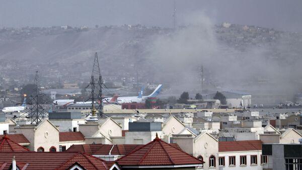 Explosion près de l'aéroport de Kaboul, 26 août 2021 - Sputnik France