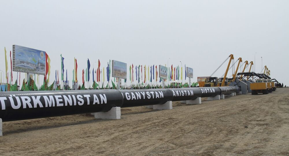 Gazoduc Turkménistan, Afghanistan, Pakistan et Inde (TAPI)
