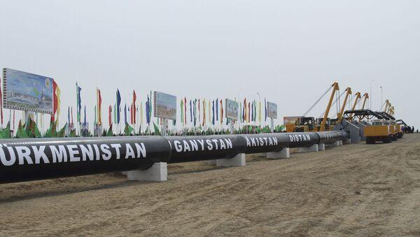 Gazoduc Turkménistan, Afghanistan, Pakistan et Inde (TAPI)  - Sputnik France