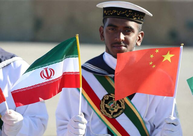 Exercice militaire Chine Iran Russie