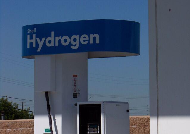 Une station à hydrogène (image d'illustration)