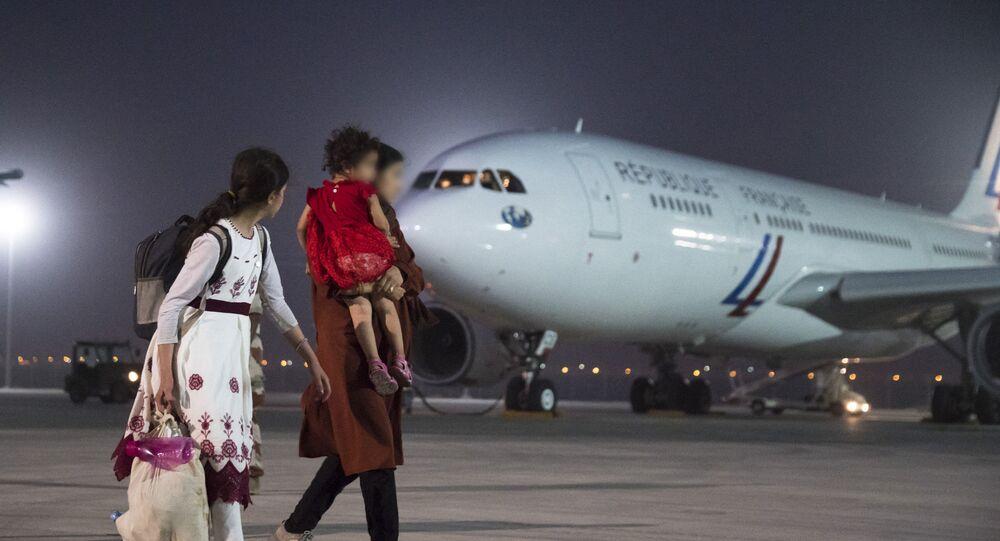 évacuations françaises d'Afghanistan