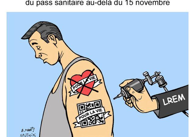 Olivier Véran n'exclut pas une prolongation du pass sanitaire au-delà du 15 novembre