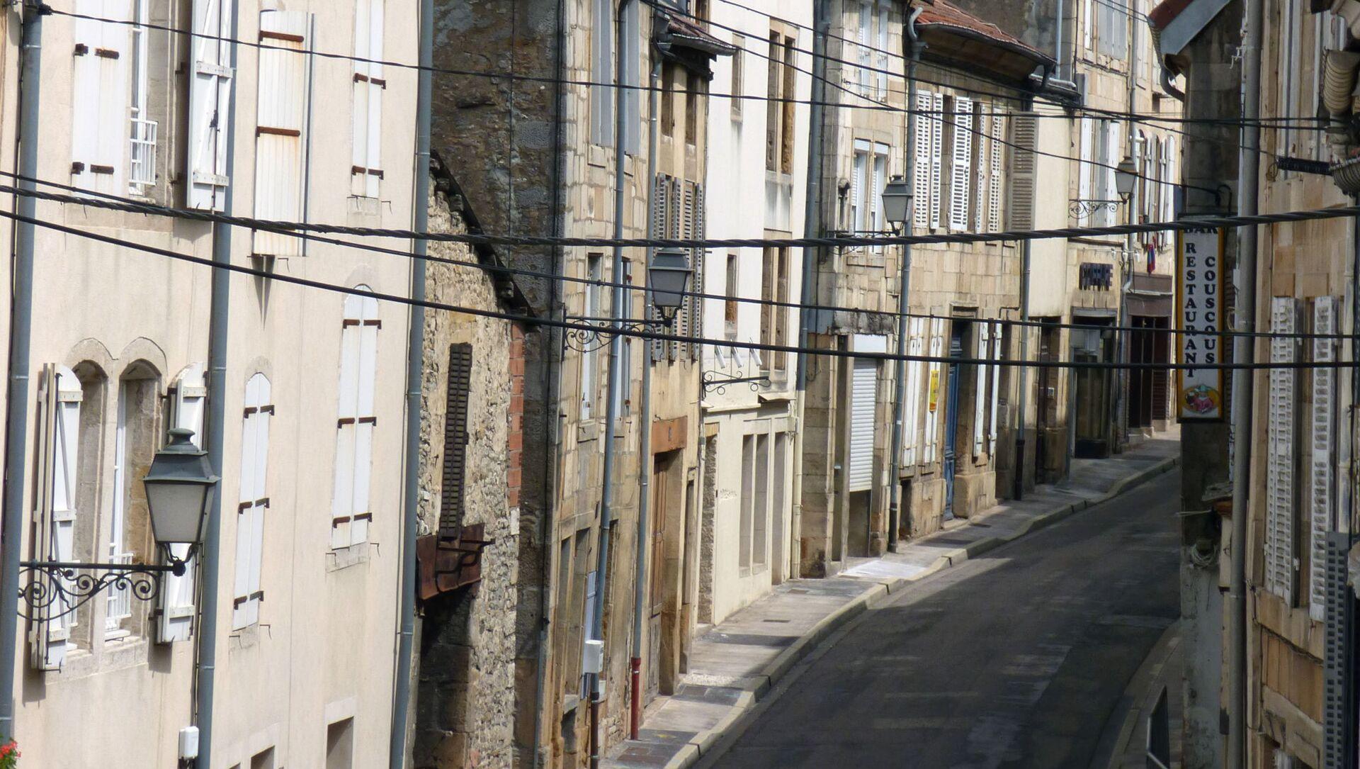 La ville de Langres, en Haute-Marne - Sputnik France, 1920, 31.08.2021