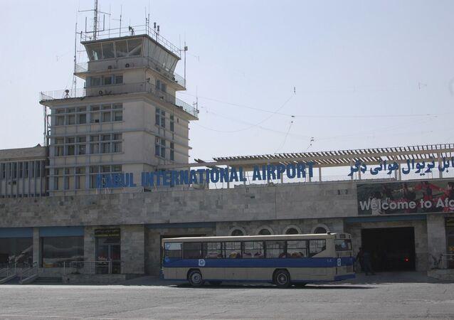 Aéroport international de Kaboul (archive photo)