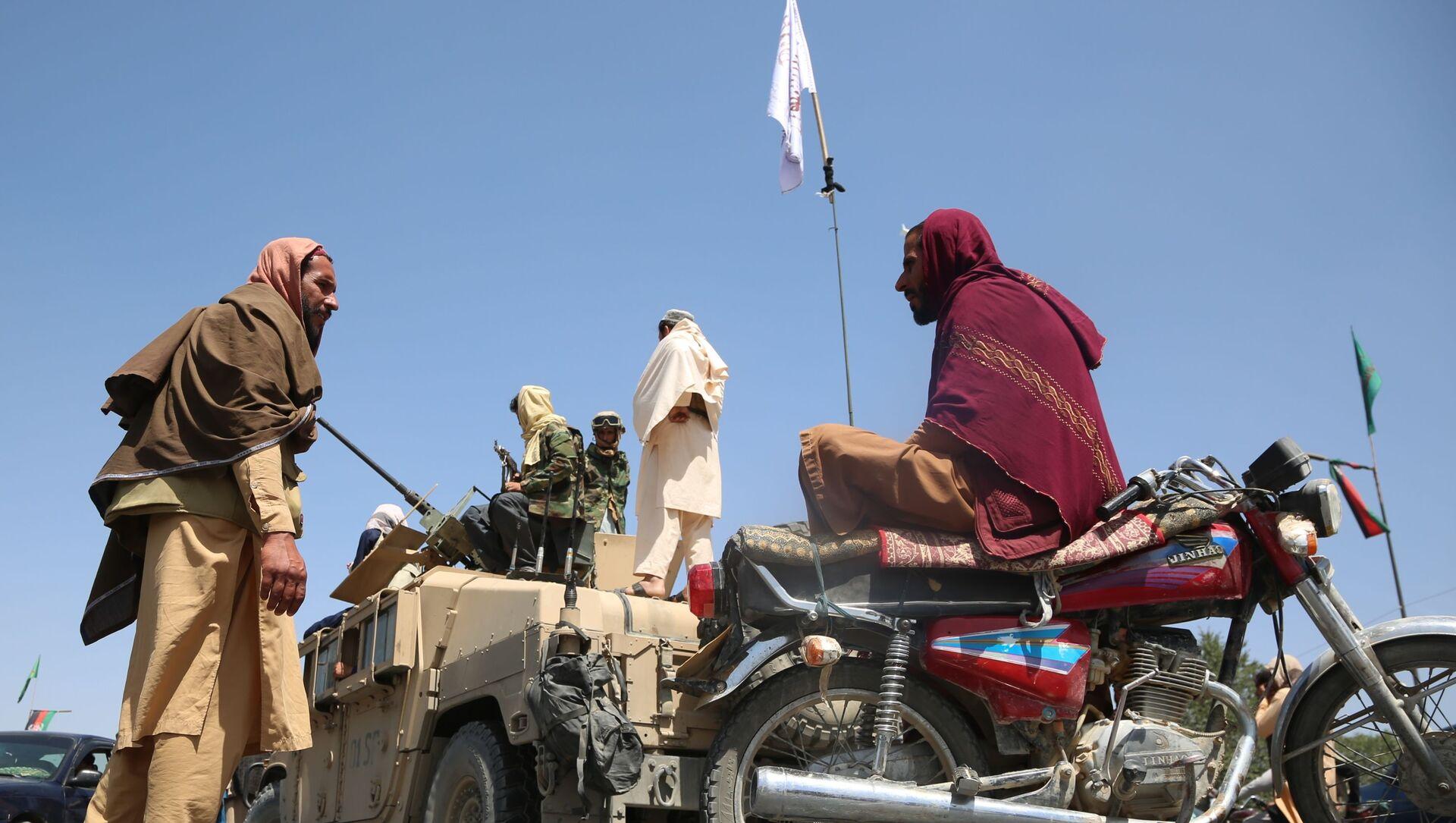 Situation en Afghanistan après le retour des talibans au pouvoir, août 2021 - Sputnik France, 1920, 09.09.2021