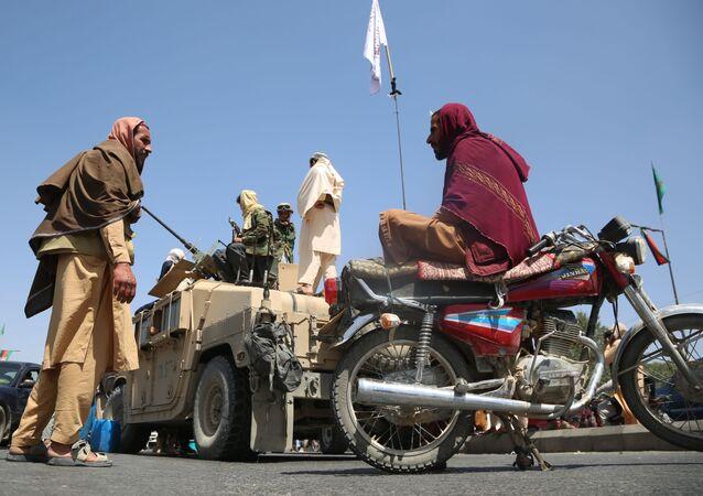 Situation en Afghanistan après le retour des talibans au pouvoir, août 2021