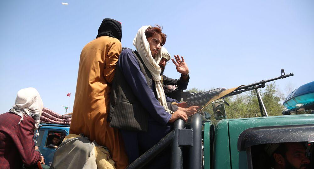 Situation en Afghanistan après le retour des talibans* au pouvoir, août 2021