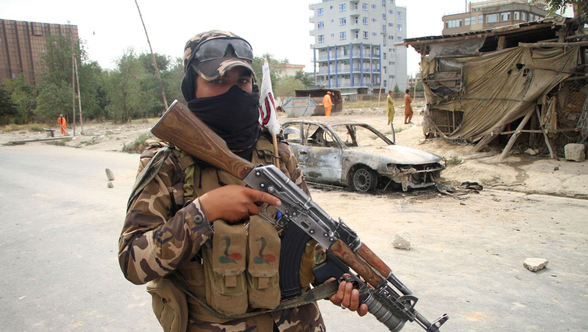 Situation en Afghanistan après le retour des talibans* au pouvoir, août 2021 - Sputnik France, 1920, 14.09.2021